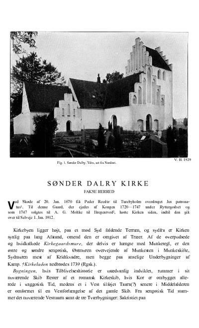 Sønder Dalby Kirke