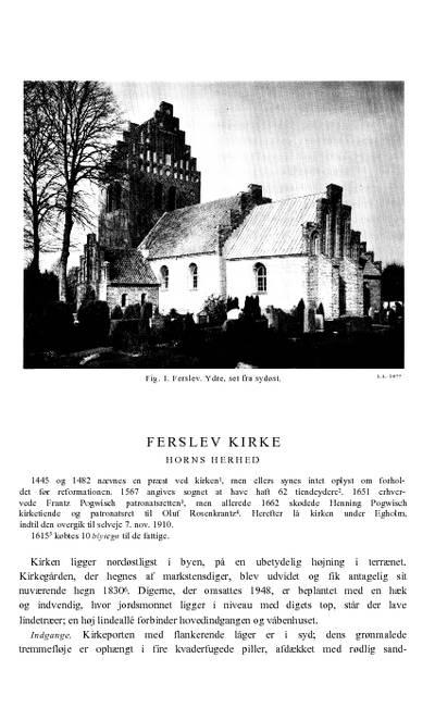 Ferslev Kirke