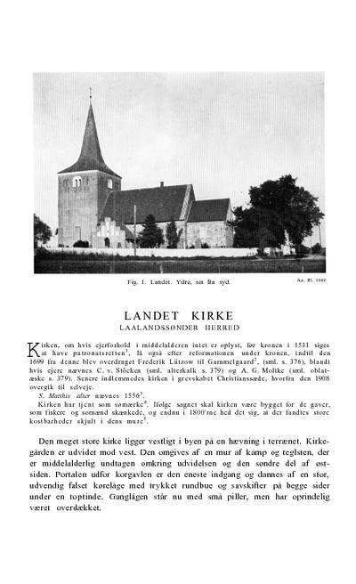 Landet Kirke