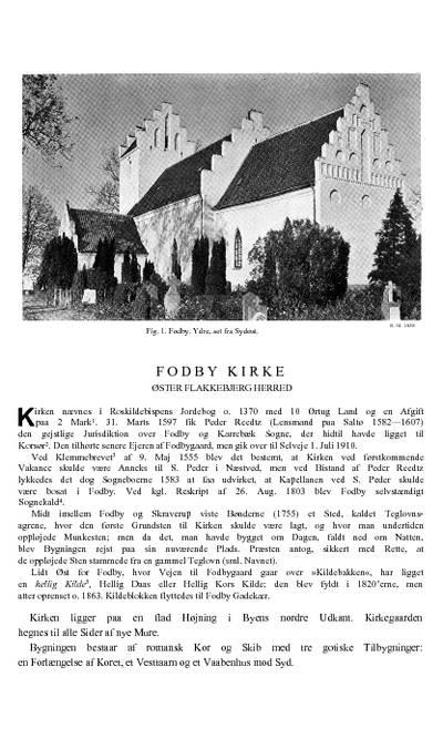 Fodby Kirke