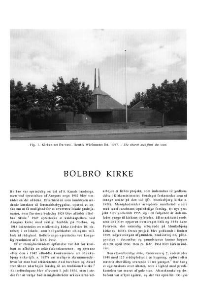Bolbro Kirke