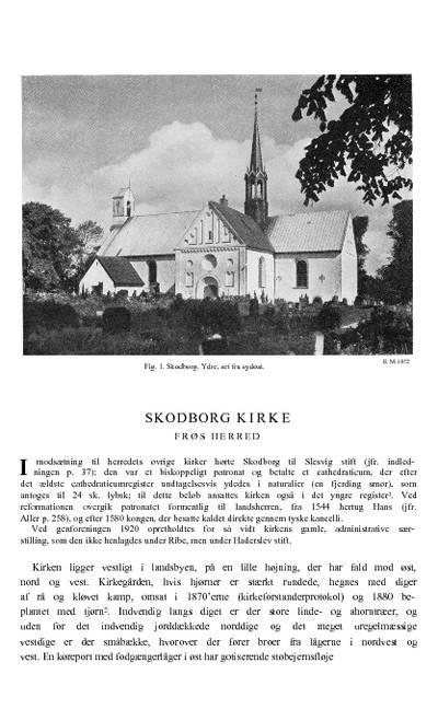 Skodborg Kirke