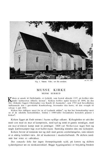 Musse Kirke