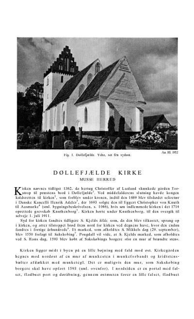 Døllefjælde Kirke
