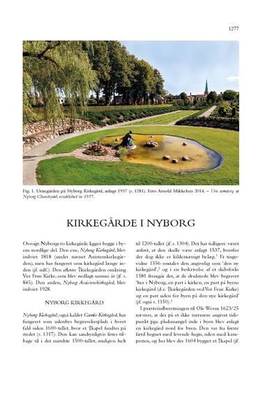 Kirkegårde i Nyborg