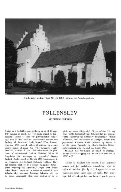 Føllenslev Kirke