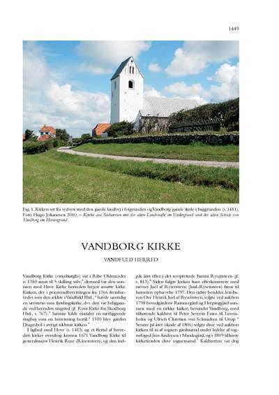 Vandborg Kirke