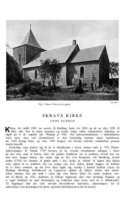 Skrave Kirke
