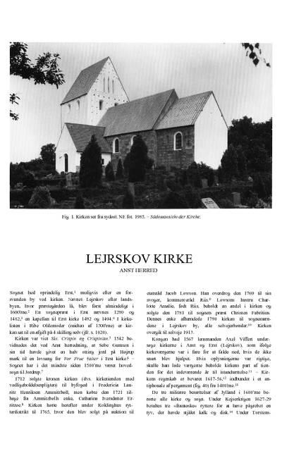 Lejrskov Kirke