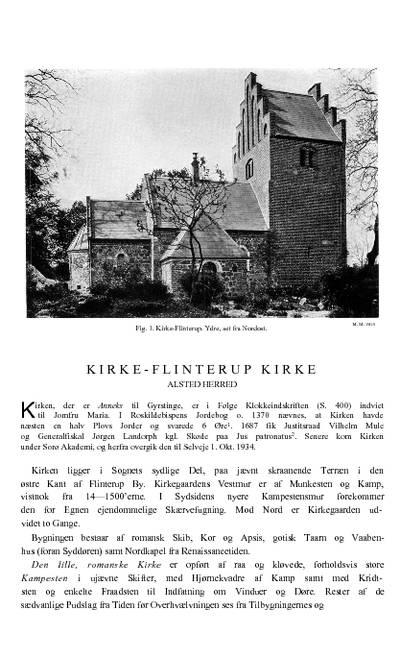 Kirke-Flinterup Kirke