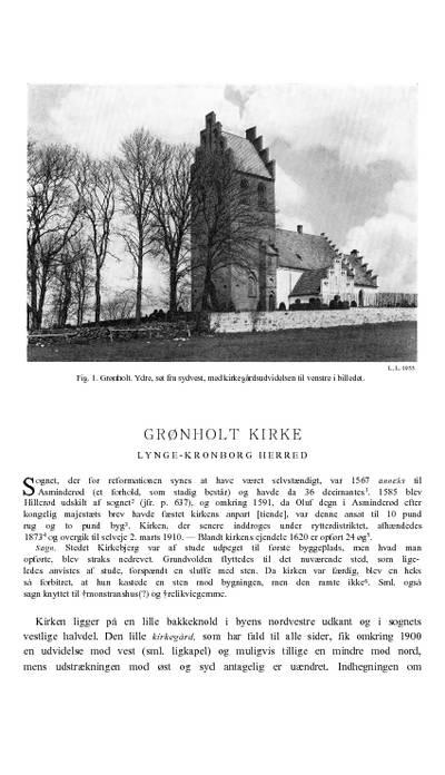 Grønholt Kirke