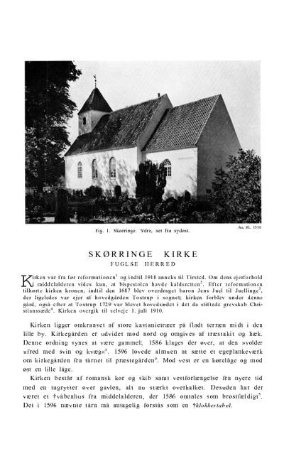Skørringe Kirke
