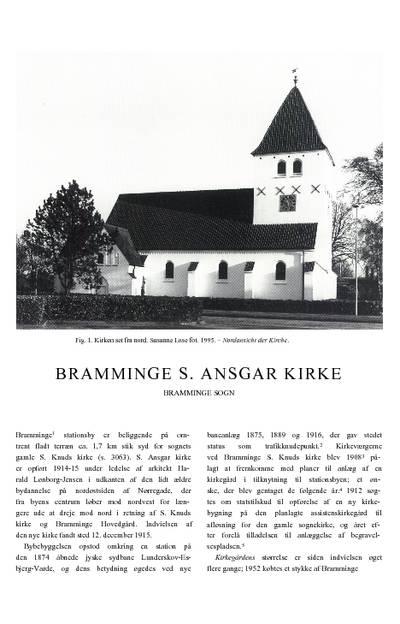 Bramminge Skt. Ansgar Kirke