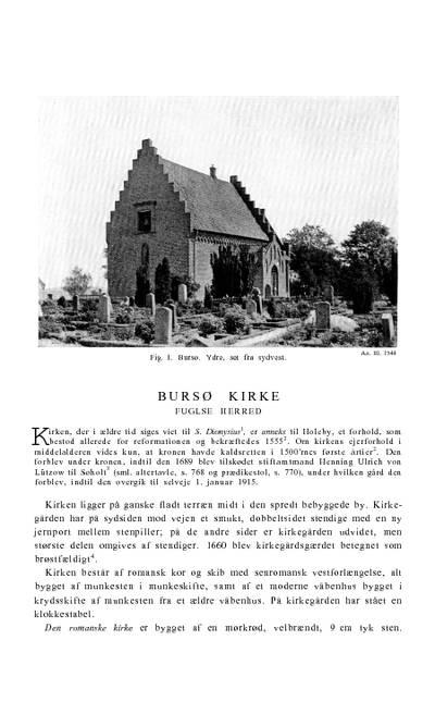 Bursø Kirke