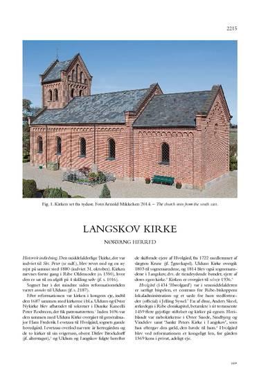 Langskov Kirke