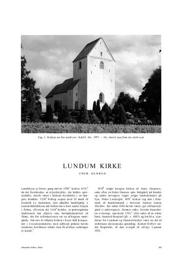 Lundum Kirke