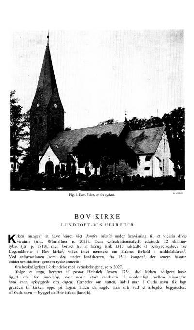 Bov Kirke