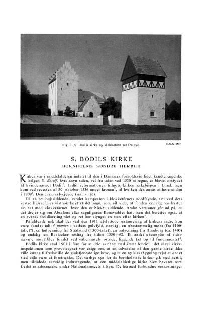 Skt. Bodils Kirke
