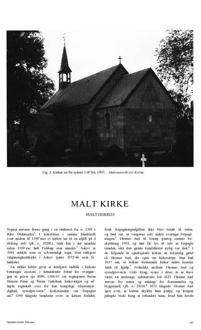Malt Kirke
