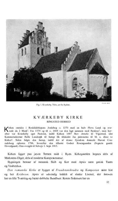 Kværkeby Kirke