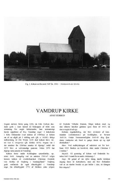 Vamdrup Kirke