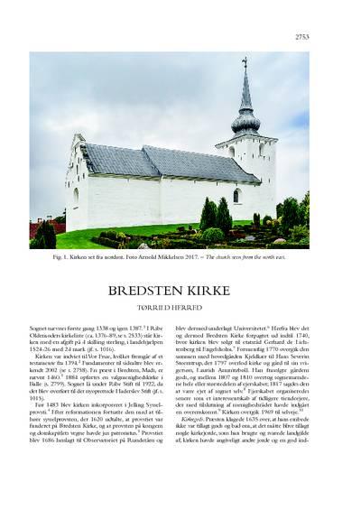 Bredsten Kirke