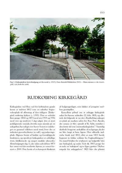 Rudkøbing Kirkegård