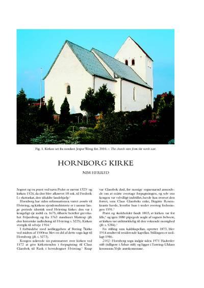 Hornborg Kirke