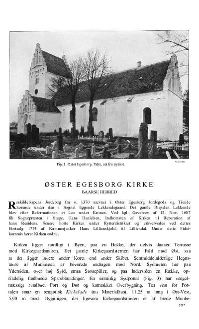 Øster Egesborg Kirke