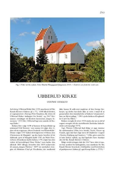 Ubberud Kirke
