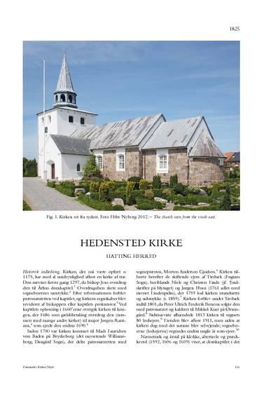 Hedensted Kirke