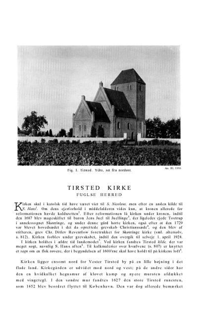 Tirsted Kirke