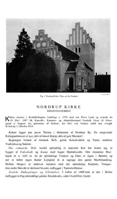 Nordrup Kirke