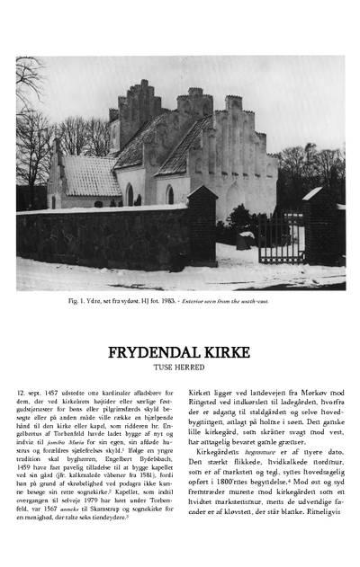Frydendal Kirke