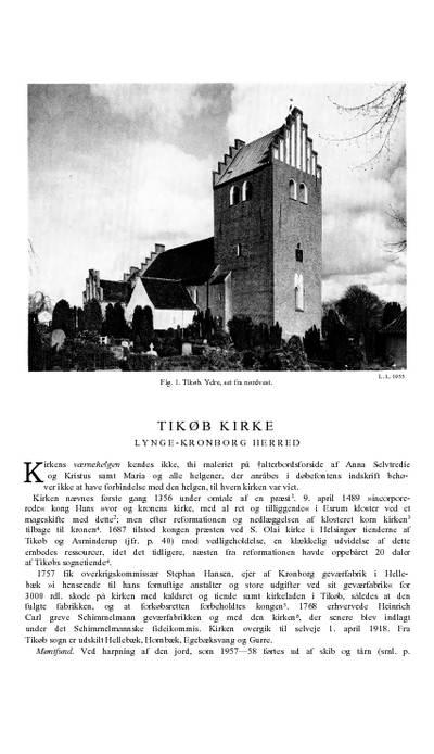 Tikøb Kirke