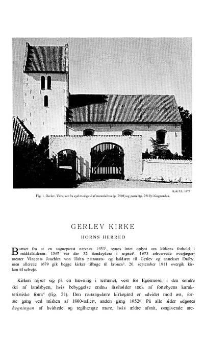 Gerlev Kirke