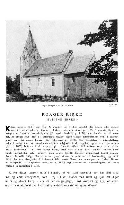 Roager Kirke