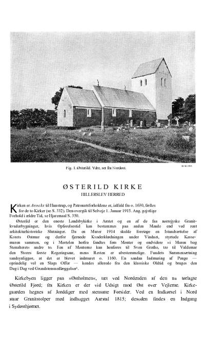 Østerild Kirke