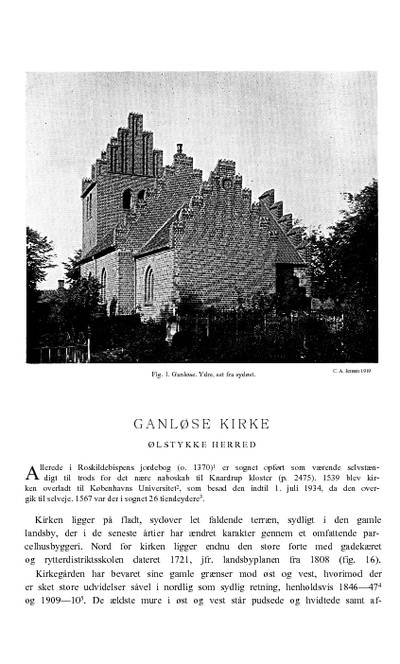 Ganløse Kirke