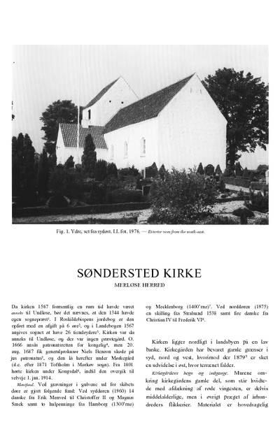 Søndersted Kirke