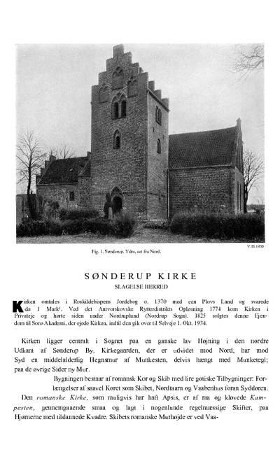 Sønderup Kirke