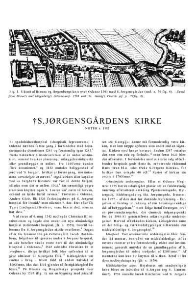 Skt. Jørgensgårdens †kirke