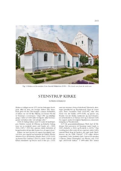 Stenstrup Kirke
