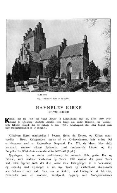 Havnelev Kirke