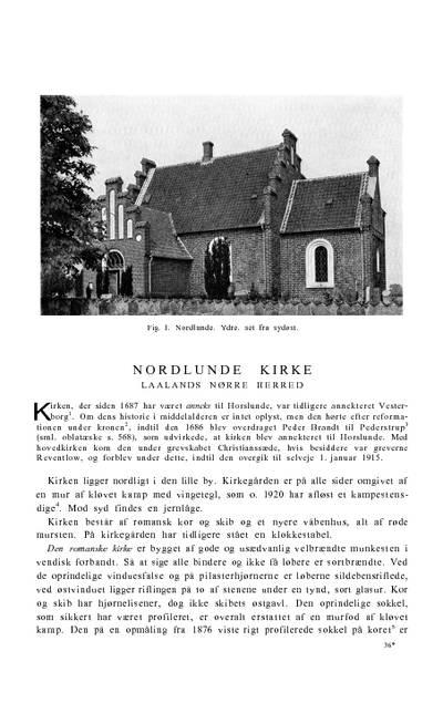 Nordlunde Kirke