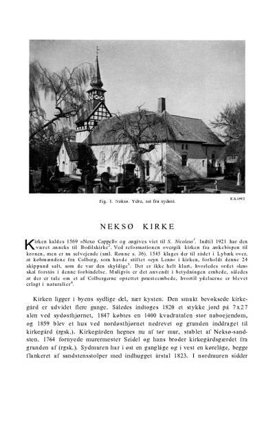 Nexø Kirke