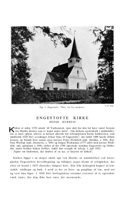 Engestofte Kirke