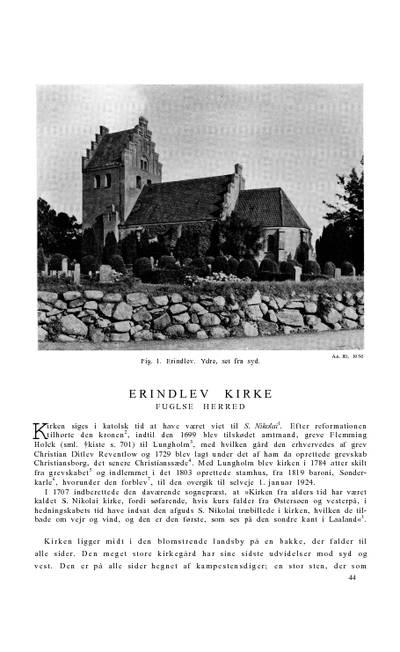 Errindlev Kirke