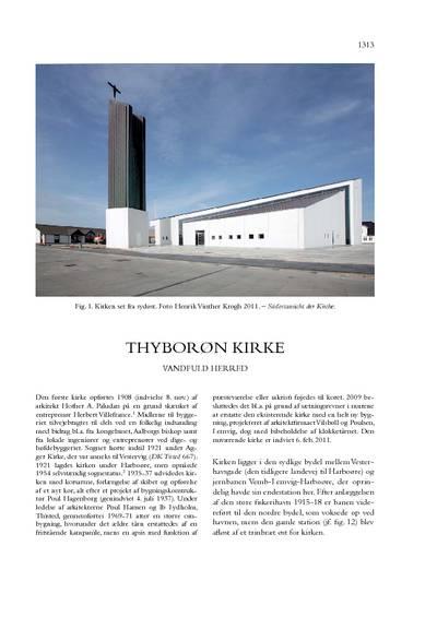 Thyborøn Kirke
