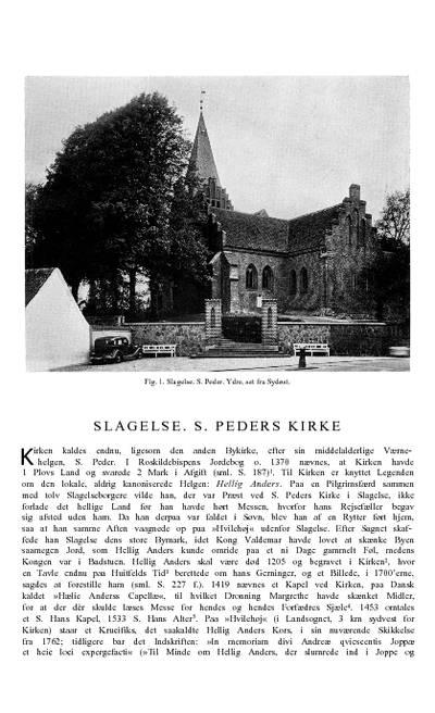 Skt. Peders Kirke